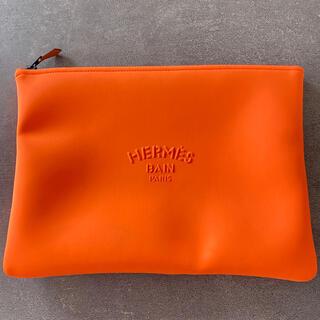 Hermes - HERMES エルメス ネオバン ベイン GM サイズ エルメスオレンジ