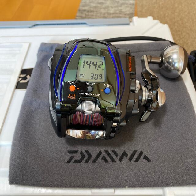 DAIWA(ダイワ)のシーボーグ 300J スポーツ/アウトドアのフィッシング(リール)の商品写真
