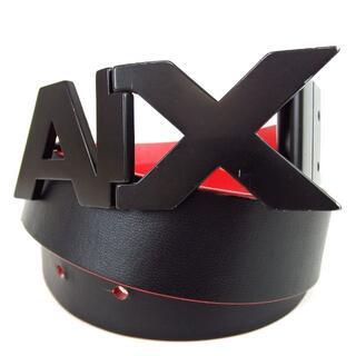 アルマーニ(Armani)のアルマーニ ロゴ バックル ベルト レザー 26-298(ベルト)