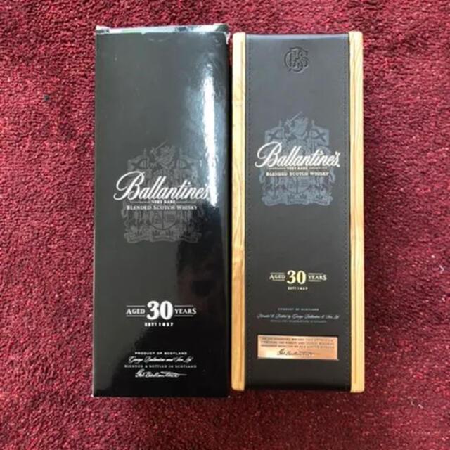バランタイン30年 食品/飲料/酒の酒(ウイスキー)の商品写真