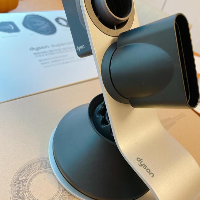 Dyson(ダイソン)のダイソン ドライヤースタンド ディフューザー3つ スマホ/家電/カメラの美容/健康(ドライヤー)の商品写真