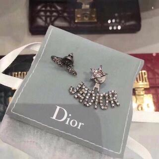 ディオール(Dior)の Diorディオール ピアス(ピアス)