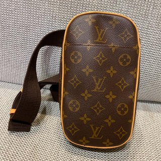 LOUIS VUITTON - 激レア 未使用 ルイヴィトン ガンジュ ボディバッグ