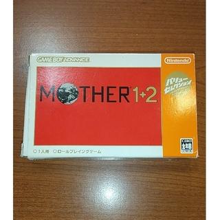 ゲームボーイアドバンス - MOTHER1+2 バリューセレクション版
