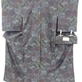 丈155cm / 証紙有 / 本場泥大島紬着物 / 4732191(着物)