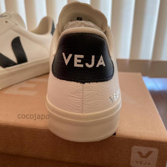 DEUXIEME CLASSE(ドゥーズィエムクラス)の新品未使用 VEJA Campo ヴェジャ カンポ スニーカー 24cm レディースの靴/シューズ(スニーカー)の商品写真