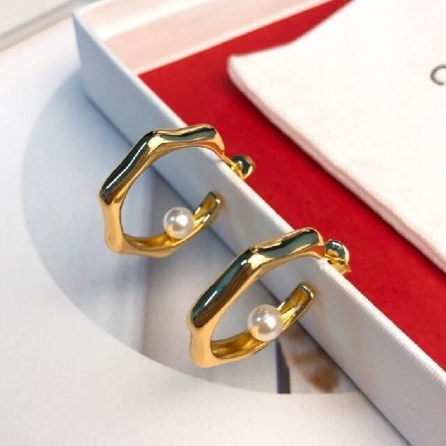 celine(セリーヌ)のCELINE 人気 ファッションピアス レディースのアクセサリー(ピアス)の商品写真