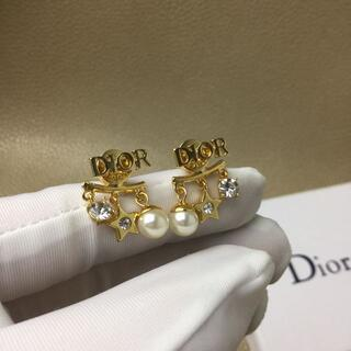 Christian Dior - Christian Dior クリスチャンディオール ピアス