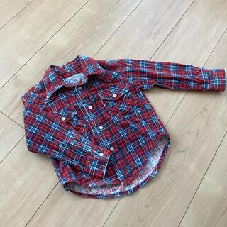EDWIN - EDWINチェックシャツ