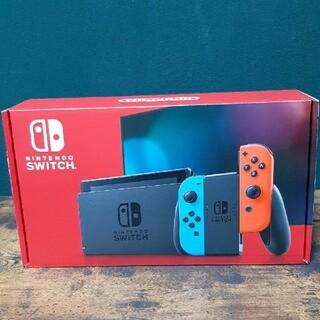 Nintendo Switch - Nintendo Switch本体ネオンブルーレッド
