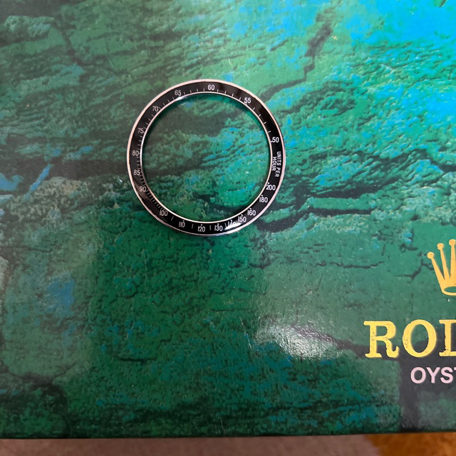 ROLEX(ロレックス)のROLEXデイトナ6263用プラベゼル メンズの時計(その他)の商品写真