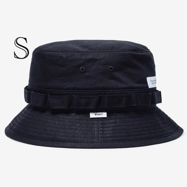 W)taps(ダブルタップス)の21SS WTAPS JUNGLE HAT S BLACK メンズの帽子(ハット)の商品写真