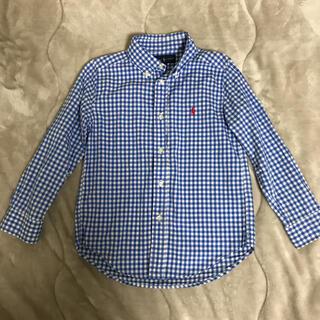 Ralph Lauren - 美品⭐︎ラルフローレン 長袖チェックシャツ