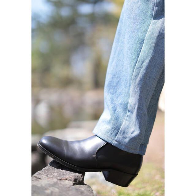 SUNSEA(サンシー)のSEEALL RECONSTRUCTED BUGGY DENIM  メンズのパンツ(デニム/ジーンズ)の商品写真