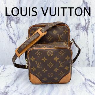 LOUIS VUITTON - 【極美品】ルイヴィトン★モノグラム アマゾン ショルダーバッグ