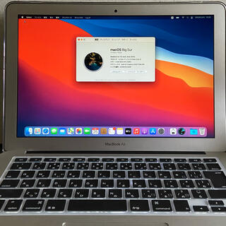 Apple - Macbook Air Early 2014 13インチ 256G