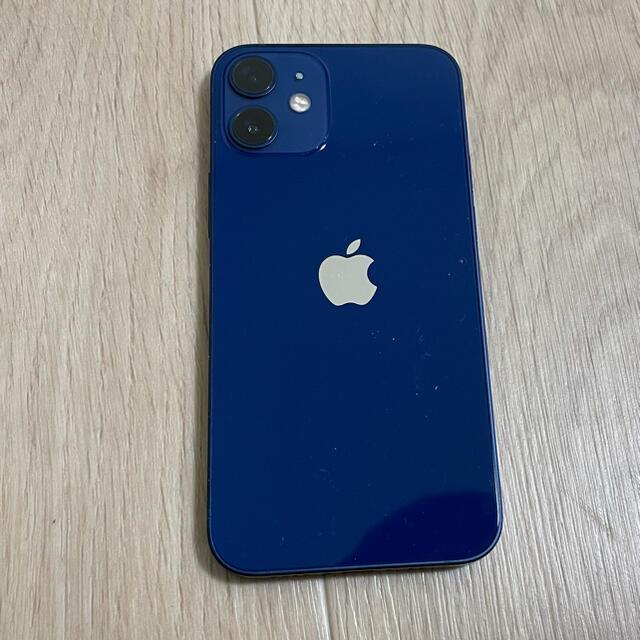 iphone12mini 64GB ブルー スマホ/家電/カメラのスマートフォン/携帯電話(スマートフォン本体)の商品写真