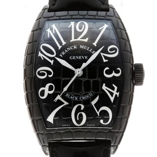 FRANCK MULLER - フランクミュラー 腕時計 9880SC BLK CRO