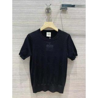 Hermes - エルメス マイクロ Tシャツ ポケット刺繍 ロゴ