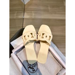 超美品 Hermes 婦人靴