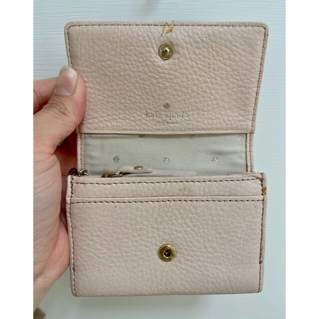 kate spade new york(ケイトスペードニューヨーク)のケイトスペード ミニ 財布 レディースのファッション小物(財布)の商品写真
