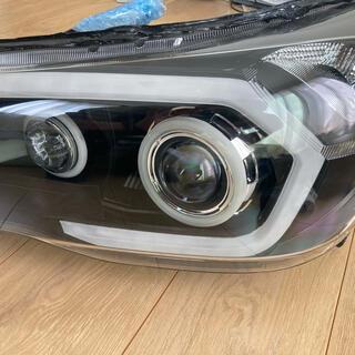オールカープロダクツ製 SJフォレスター用カスタムヘッドライト
