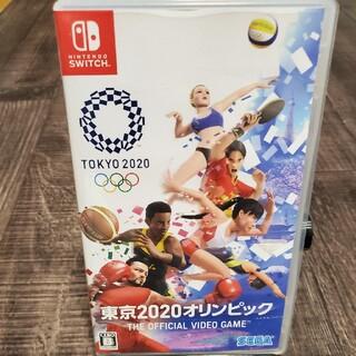 ニンテンドースイッチ(Nintendo Switch)の東京2020オリンピック The Official Video GameTM S(家庭用ゲームソフト)