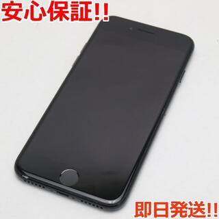 iPhone - 美品 DoCoMo iPhone7 128GB ジェットブラック