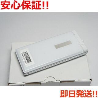 キョウセラ(京セラ)の新品 SoftBank 501KC DIGNO ケータイ ホワイト (携帯電話本体)