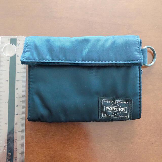PORTER(ポーター)の吉田カバン ヘッドポーター 財布 タンカー メンズのファッション小物(折り財布)の商品写真