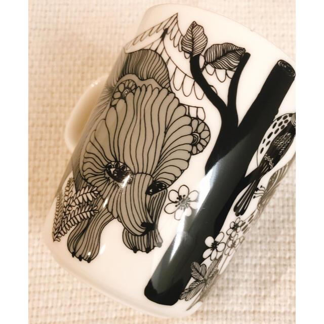 marimekko(マリメッコ)のヴェルイェクセトゥ マグカップ インテリア/住まい/日用品のキッチン/食器(食器)の商品写真