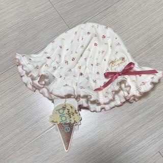 ジェラートピケ(gelato pique)のジェラピケ ベビー キッズ 帽子(帽子)