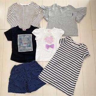 女の子 子供服まとめ売り 120-130