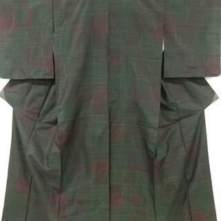 丈152cm / 本場泥大島紬着物 / 4733455(着物)