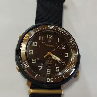 SEIKO - SEIKO プロスペックス ソーラー 腕時計。