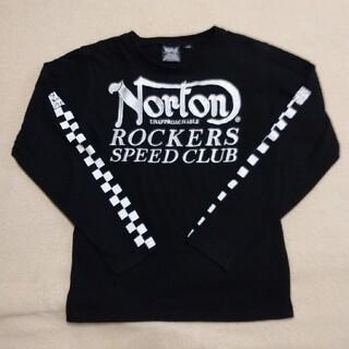 ノートン(Norton)のNORTON 長袖Tシャツ 150センチ(Tシャツ/カットソー)