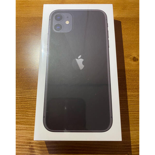 iPhone - iPhone 11 128 gb 新品 未開封 SIM フリー ブラック