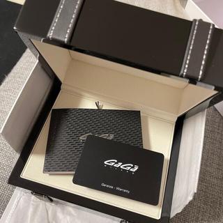 ガガミラノ(GaGa MILANO)のガガミラノ 時計の箱 (腕時計)
