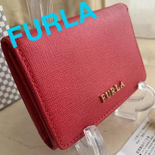 Furla - フルラ コンパクト ミニウォレット美品