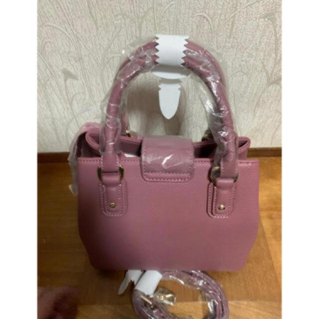 Maison de FLEUR(メゾンドフルール)の新品受注限定Maison de fleur リボンチャームバッグ  レディースのバッグ(トートバッグ)の商品写真