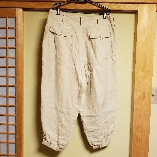 Yohji Yamamoto(ヨウジヤマモト)のyohjiyamamoto 20ss リネンセットアップ メンズのジャケット/アウター(テーラードジャケット)の商品写真