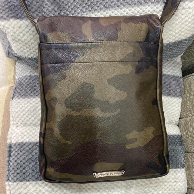 Chrome Hearts(クロムハーツ)のクロムハーツ クロスパッチ カモフラ ショルダーバッグ メンズのバッグ(ショルダーバッグ)の商品写真