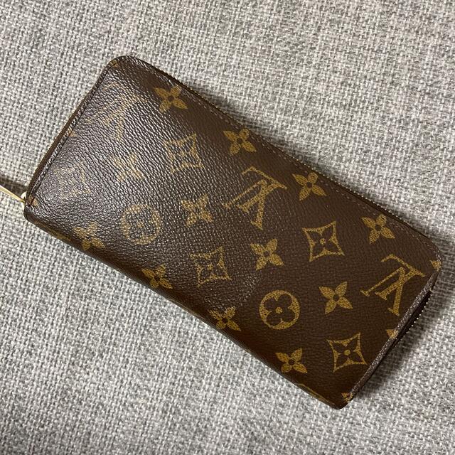 LOUIS VUITTON(ルイヴィトン)のルイヴィトン ジッピーウォレット 長財布 パピーウォレット レディースのファッション小物(財布)の商品写真