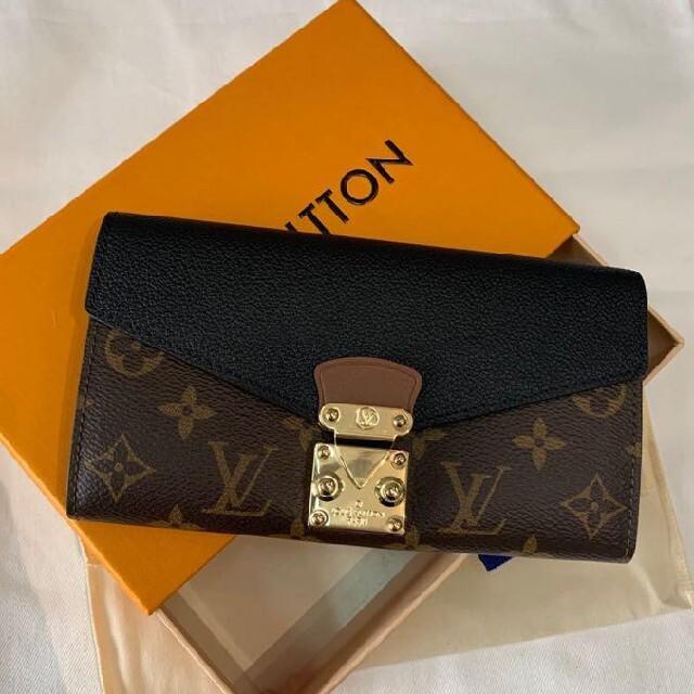 LOUIS VUITTON(ルイヴィトン)のルイヴィトン⭐️ポルトフォイユ・パラス⭐️長財布⭐️ レディースのファッション小物(財布)の商品写真