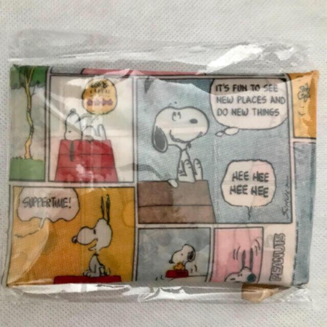 SNOOPY(スヌーピー)のスヌーピー 特大エコバッグ レディースのバッグ(エコバッグ)の商品写真