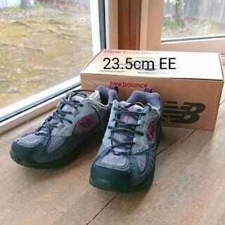 ニューバランス(New Balance)のNew Balance トレッキングシューズ 登山靴 23.5cm EE(登山用品)