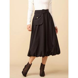ROYAL PARTY - ♡ロイヤルパーティー ベルト付バルーンスカート♡