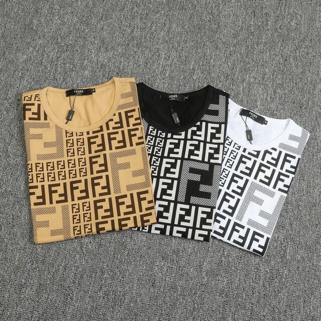 FENDI(フェンディ)のフェンディ Lサイズ Tシャツ 黒 メンズのトップス(Tシャツ/カットソー(半袖/袖なし))の商品写真