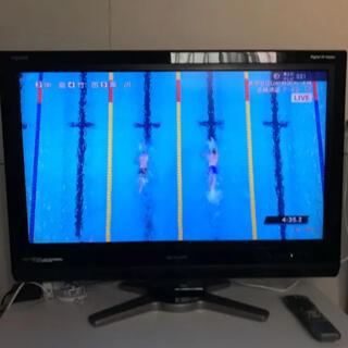 SHARP - SHARP AQUOS 液晶テレビ 32型【リモコン付‼️】