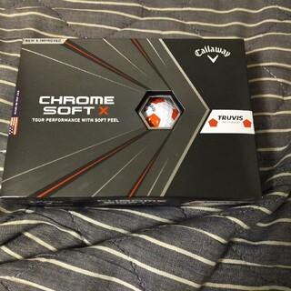 Callaway - キャロウェイ(Callaway) クロムソフト X 2020年モデル 1ダース